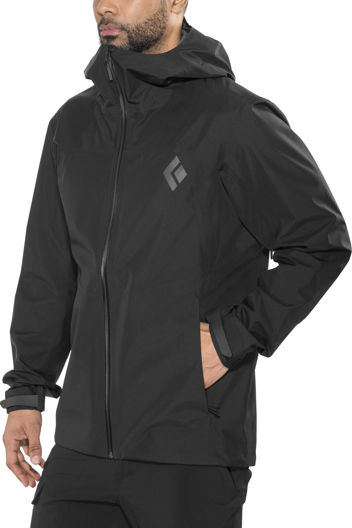 Black Diamond Herren M Liquid Point Shell: : Bekleidung