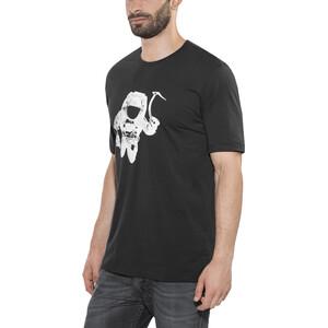 Black Diamond Spaceshot Kurzarm T-Shirt Herren black black