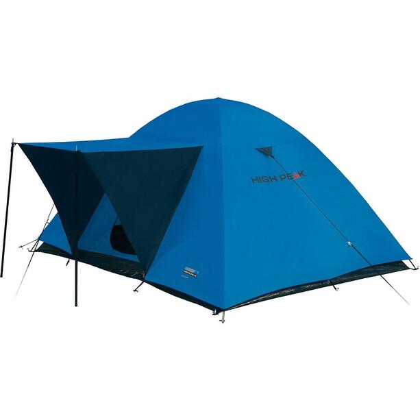 High Peak Texel 4 Zelt blau