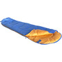 High Peak Boogie Schlafsack links Kinder blau/orange