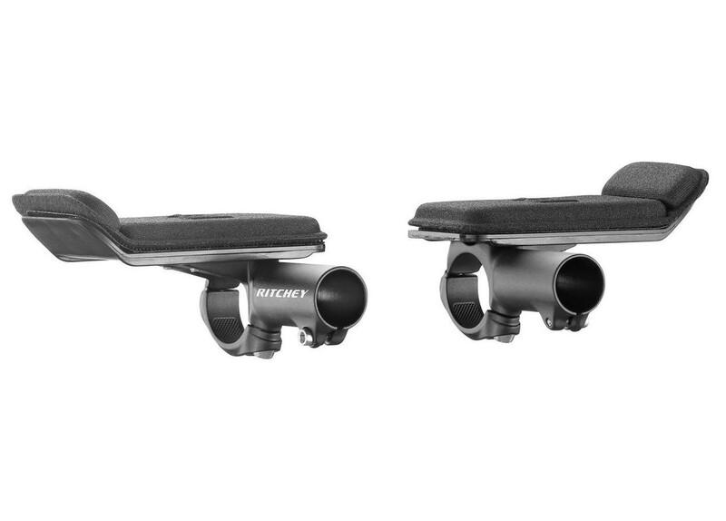Comp Sliver Clip-On Aero Lenkeraufsatz Ø31,8mm bb black 2018 Triathlon Lenker & Aufsätze