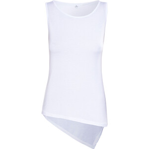 Prana Twisted Top Dames, wit wit