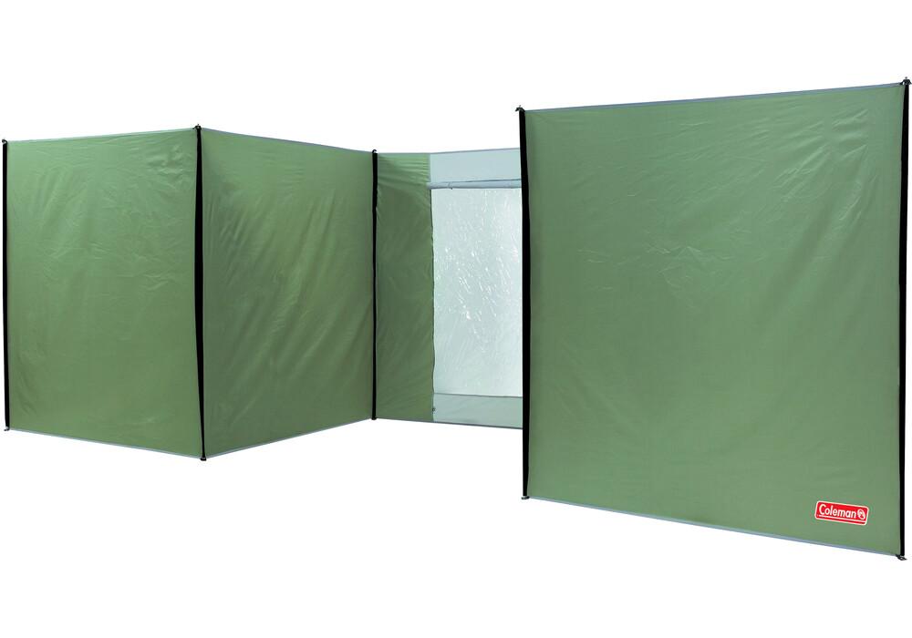 coleman xxl wind und sichtschutz 7 5x1 65m. Black Bedroom Furniture Sets. Home Design Ideas