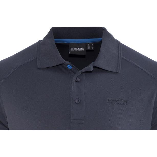 High Colorado Seattle Poloshirt Herren navy
