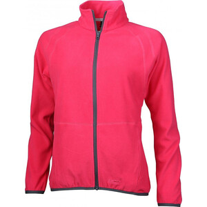 High Colorado Kufstein Fleecejacke Damen pink pink