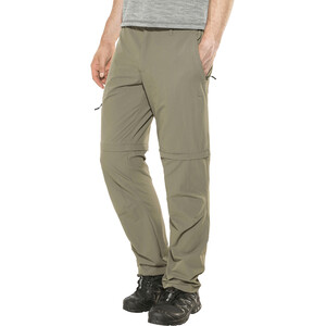 High Colorado Chur 3 Zip-Off Trekking Hose Herren khaki khaki
