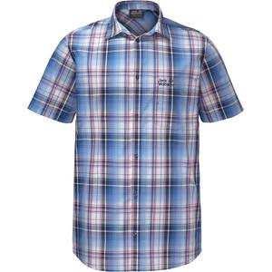 Jack Wolfskin Hot Chili Shirt Herren night blue checks night blue checks