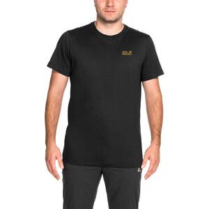 Jack Wolfskin Essential T-Shirt Herren black black