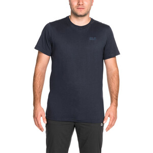 Jack Wolfskin Essential T-Shirt Herren night blue night blue