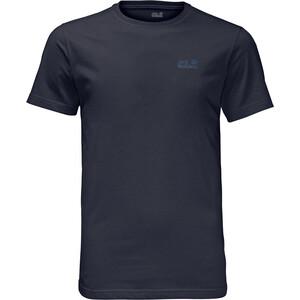 Jack Wolfskin Essential T-Shirt Herren blau blau