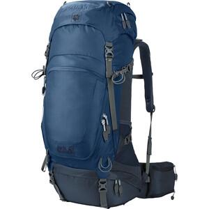 Jack Wolfskin Highland Trail 48 Sac à dos, bleu bleu