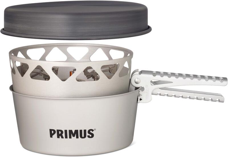 Primus Essential Gasskjøkken 1300ml sølv  2017 Stormkjøkken