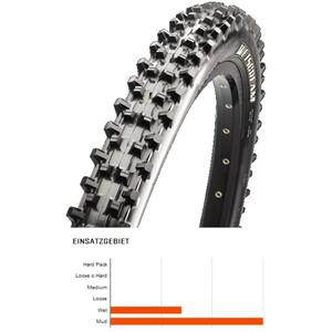 "Maxxis WetScream Folding Tyre 27.5"" SuperTacky DD"