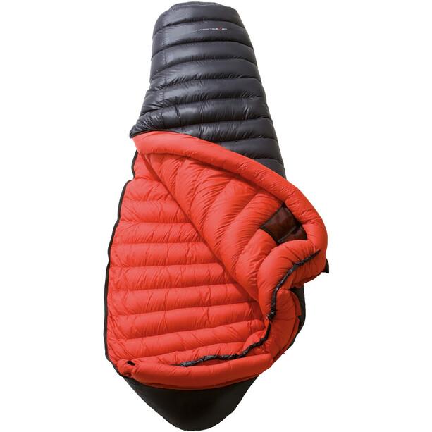 Yeti V.I.B. 1000 Schlafsack M black/red