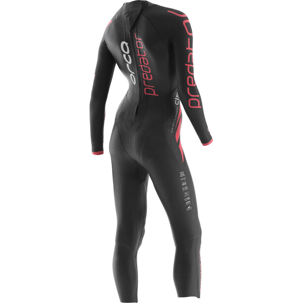 ORCA Predator Fullsuit Damen black