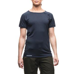 Houdini Airborn T-Shirt Damen blue illusion blue illusion