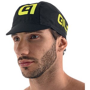 Alé Cycling Cap black black