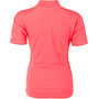 Color Kids Timon UPF T-Shirt Kinder fiery coral
