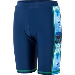 Color Kids Troy AOP UPF Pantalones cortos Niños, azul azul