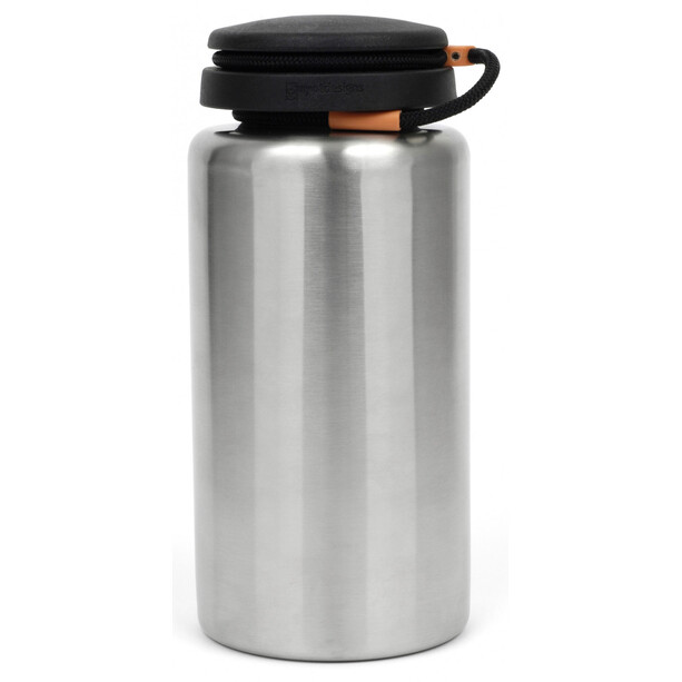Nalgene Stainless Steel Flask 1000ml steel/black