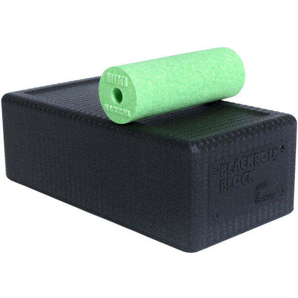Blackroll Set Block black/green/pink