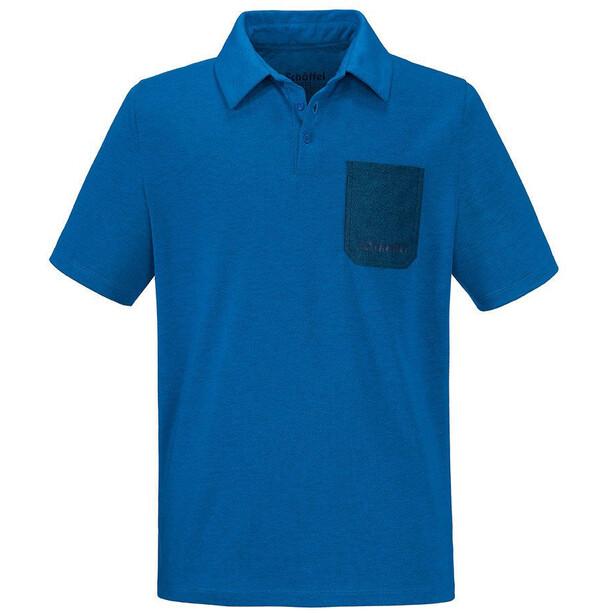 Schöffel Bilbao Poloshirt Herren imperial blue