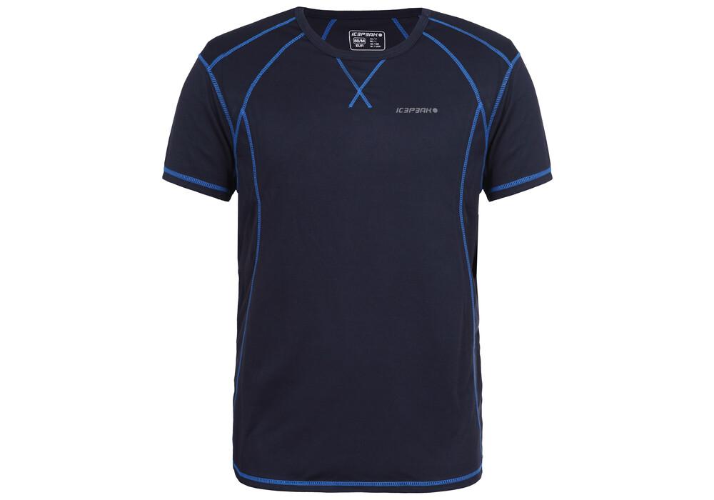 Icepeak sasu t shirt men dark blue for T shirt dark blue