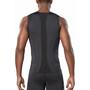 2XU Compression T-shirt sans manches Homme, black/black