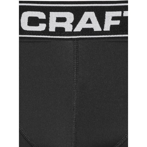 "Craft Greatness 3"" Boxershorts 2er Pack Herren black"