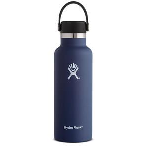 Hydro Flask Standard Mouth Flex Bottle 532ml cobalt cobalt