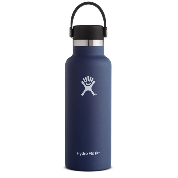 Hydro Flask Standard Mouth Flex Bottle 532ml cobalt