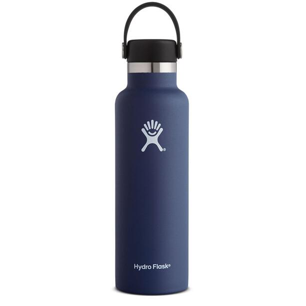 Hydro Flask Standard Mouth Flex Bottle 621ml cobalt