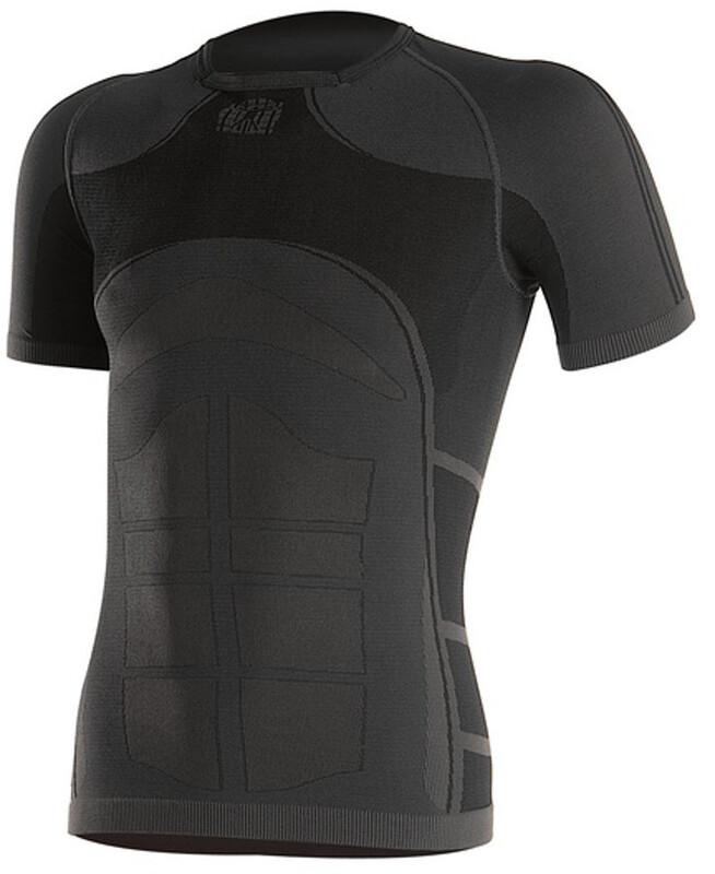 Bioracer Shirt Short Sleeve Men black XS 2018 Accessoires