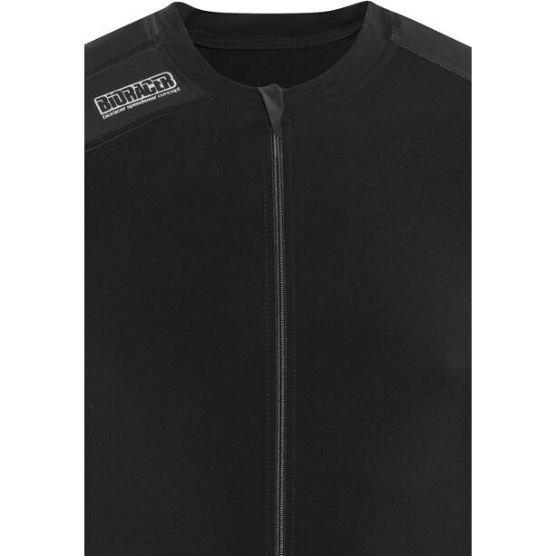 Bioracer Speedwear Concept Stratos 3.0 Trikot Kurzarm Herren black