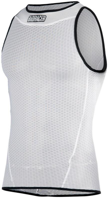 Bioracer Underwear Body NS Unisex white XXL 2018 Accessoires