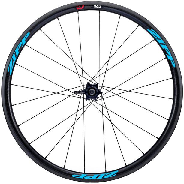 Zipp 202 Firecrest Rear Wheel Clincher SRAM/Shimano blue