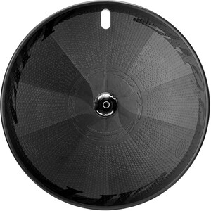 Zipp Disc Super 9 Scheibenlaufrad Drahtreifen SRAM/Shimano black black