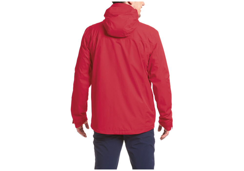 maier sports metor jacket men red at. Black Bedroom Furniture Sets. Home Design Ideas