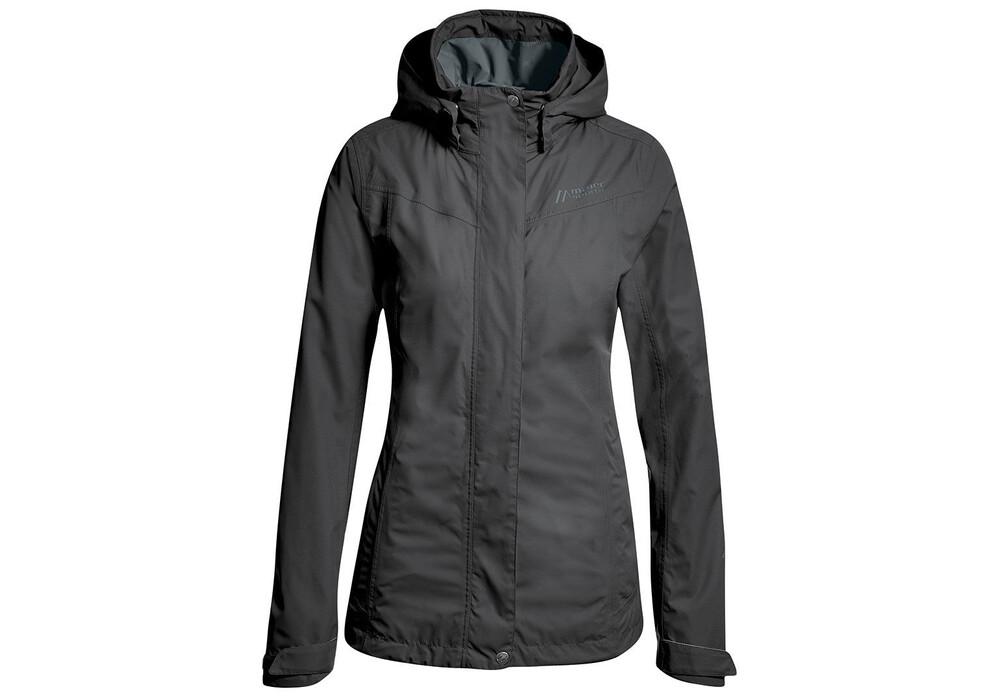 maier sports metor jacket women black. Black Bedroom Furniture Sets. Home Design Ideas
