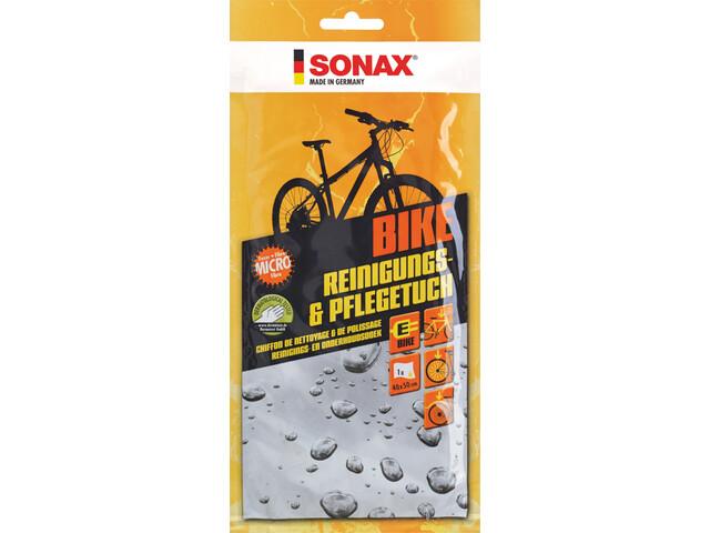 sonax bike reinigungs pflegetuch online kaufen. Black Bedroom Furniture Sets. Home Design Ideas