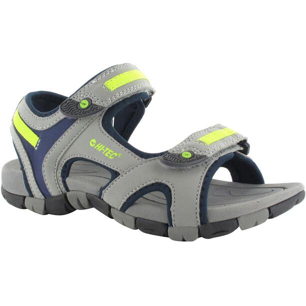 Hi-Tec GT Strap Sandaalit Lapset, harmaa