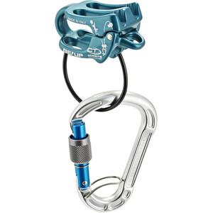 Climbing Technology Be-Up Belay Kit blue blue