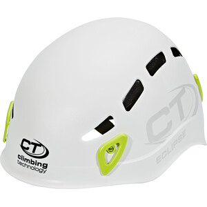 Climbing Technology Eclipse Helm Kinder white white