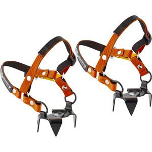 Climbing Technology Mini Steigeisen 4P orange/schwarz orange/schwarz