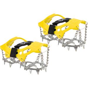 Climbing Technology Ice Traction Jääkengät Plus S, yellow yellow