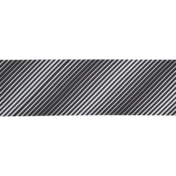 Bontrager Gel Cork Graphic Rubans de cintre, noir