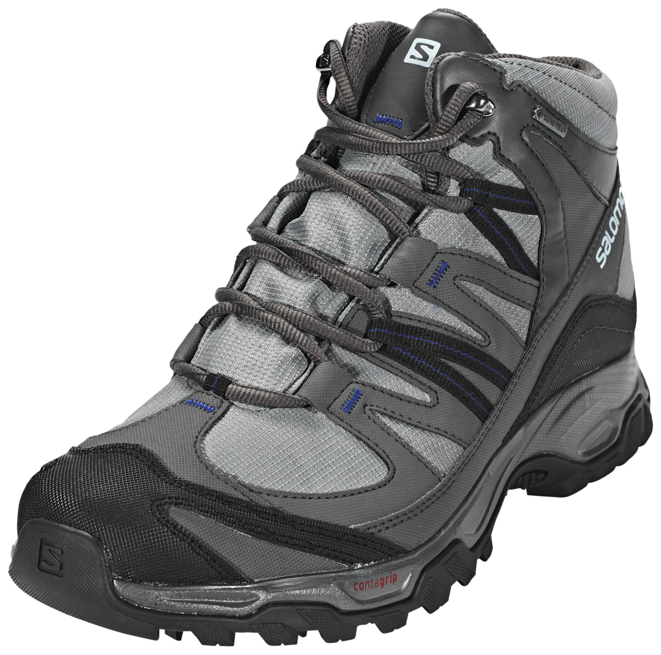 Salomon Mudstone Mid 2 GTX Schuhe quiet shadowmag