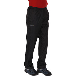 Regatta Pack It Überhose Herren black black
