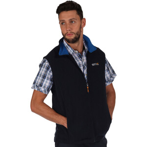Regatta Tobias II Bodywarmer Weste Herren navy/oxford blue navy/oxford blue
