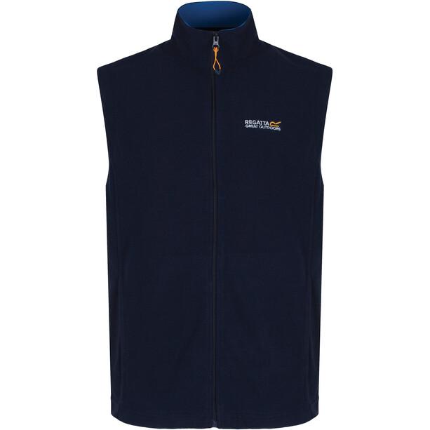 Regatta Tobias II Bodywarmer Weste Herren navy/oxford blue